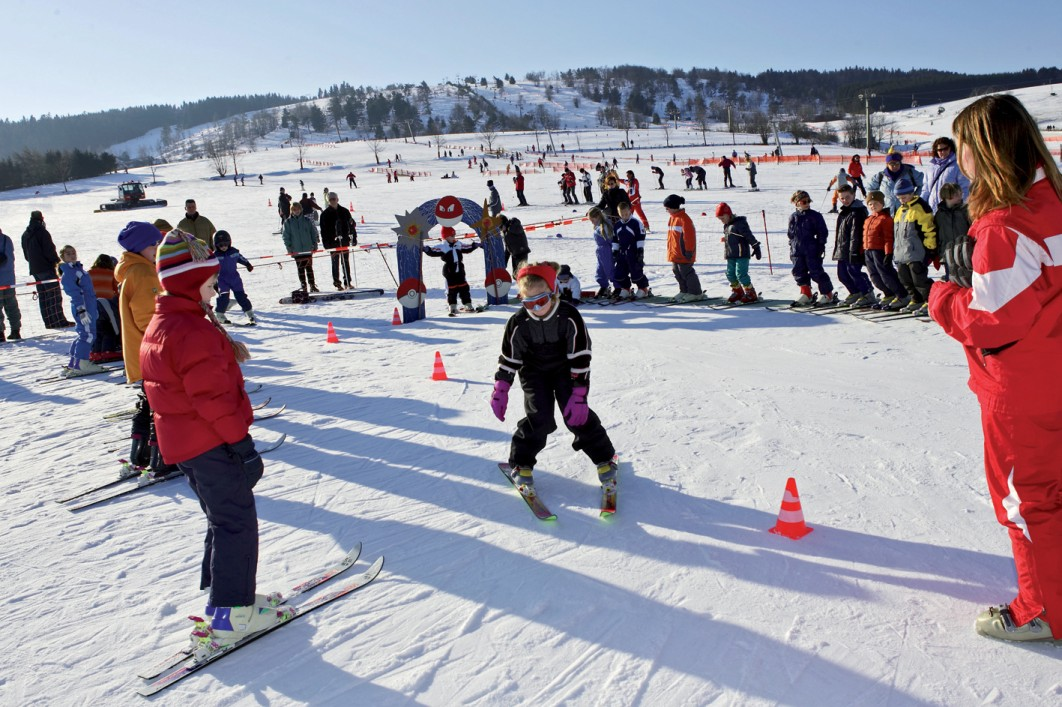 Willingen kinderskischool 4  Tourist-Information Willingen 1062 x 707