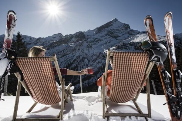Garmisch Partenkirchen - relaxen op de piste