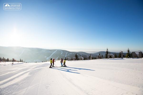 Spindleruv Mlyn perfecte skidag