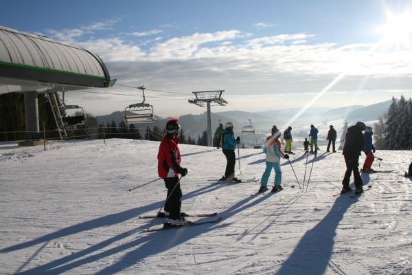 Willingen bergstation skigebied