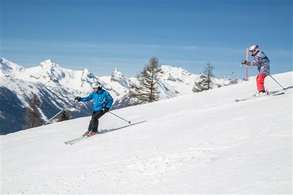 Les 4 Vallées familieplezier in de sneeuw