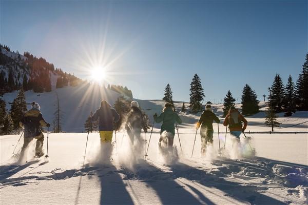 Toggenburg sneeuwschoenwandelen