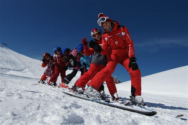 Damüls - Mellau skiklas Skischule Mellau © Ludwig Berchtold - Skischule Mellau