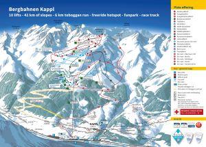 Paznauntal skigebied Kappl © Bergbahnen Kappl