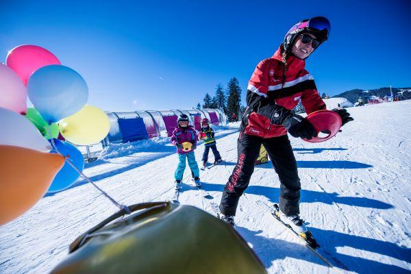 Ski Amadé kinderskiklas © ski amadé