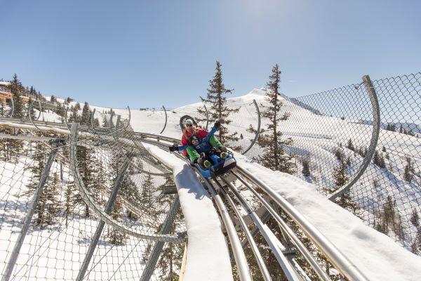 Ski Juwel Alpine Coaster Lauser Sauser © Ski Juwel Alpbachtal Wildschönau